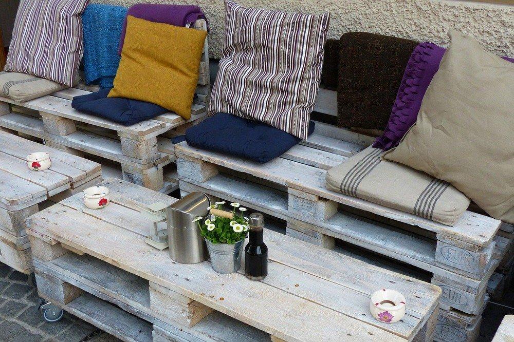 Milieuvriendelijke meubels en accessoires voor in je interieu